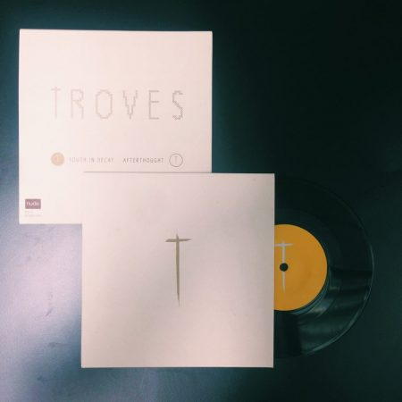 Troves debut 'nude' vinyl release in all its glory