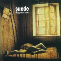 Suede - Dog Man Star - Nude record Label